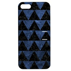 TRI2 BK-MRBL BL-STONE Apple iPhone 5 Hardshell Case with Stand