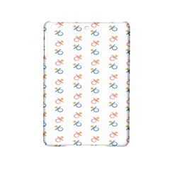 Baby Pacifier Pink Blue Brown Kids iPad Mini 2 Hardshell Cases