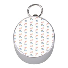 Baby Pacifier Pink Blue Brown Kids Mini Silver Compasses