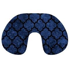 TIL1 BK-MRBL BL-STONE (R) Travel Neck Pillows