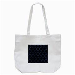 TIL1 BK-MRBL BL-STONE Tote Bag (White)