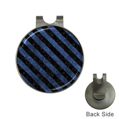 STR3 BK-MRBL BL-STONE (R) Hat Clips with Golf Markers