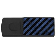 STR3 BK-MRBL BL-STONE USB Flash Drive Rectangular (4 GB)