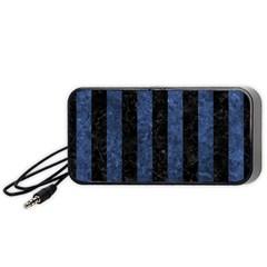 STR1 BK-MRBL BL-STONE Portable Speaker (Black)