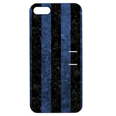 STR1 BK-MRBL BL-STONE Apple iPhone 5 Hardshell Case with Stand