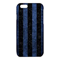 STR1 BK-MRBL BL-STONE iPhone 6/6S TPU Case