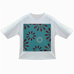 Fish Animals Star Brown Blue White Infant/toddler T Shirts