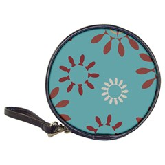 Fish Animals Star Brown Blue White Classic 20-CD Wallets