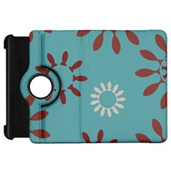 Fish Animals Star Brown Blue White Kindle Fire HD 7
