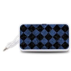 SQR2 BK-MRBL BL-STONE Portable Speaker (White)