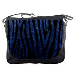 SKN4 BK-MRBL BL-STONE (R) Messenger Bags