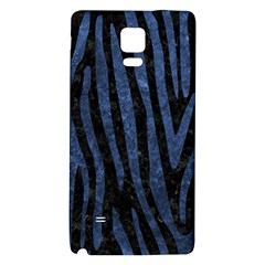 SKN4 BK-MRBL BL-STONE (R) Galaxy Note 4 Back Case