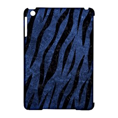 SKN3 BK-MRBL BL-STONE (R) Apple iPad Mini Hardshell Case (Compatible with Smart Cover)