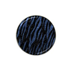 SKN3 BK-MRBL BL-STONE Hat Clip Ball Marker (4 pack)
