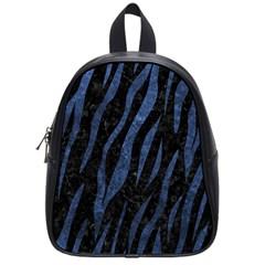 SKN3 BK-MRBL BL-STONE School Bags (Small)