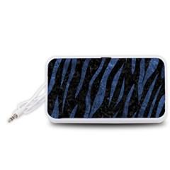 SKN3 BK-MRBL BL-STONE Portable Speaker (White)