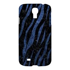 SKN3 BK-MRBL BL-STONE Samsung Galaxy S4 I9500/I9505 Hardshell Case