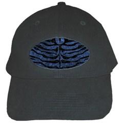 SKN2 BK-MRBL BL-STONE (R) Black Cap