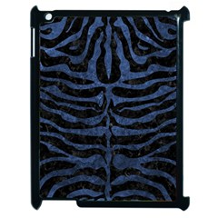 SKN2 BK-MRBL BL-STONE Apple iPad 2 Case (Black)