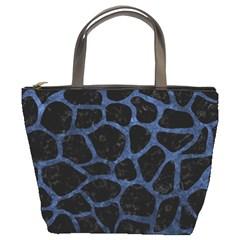 SKN1 BK-MRBL BL-STONE (R) Bucket Bags