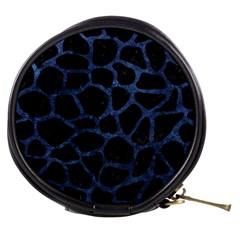 SKN1 BK-MRBL BL-STONE (R) Mini Makeup Bags