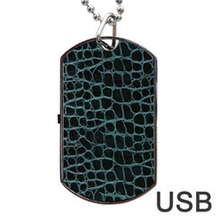 Fabric Fake Fashion Flexibility Grained Layer Leather Luxury Macro Material Natural Nature Quality R Dog Tag USB Flash (One Side)