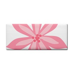 Pink Lily Flower Floral Cosmetic Storage Cases