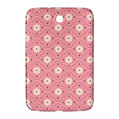 Pink Flower Floral Samsung Galaxy Note 8.0 N5100 Hardshell Case