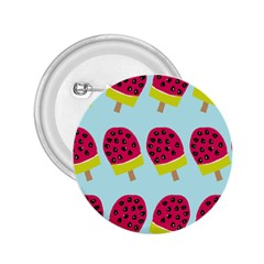 Watermelonn Red Yellow Blue Fruit Ice 2.25  Buttons