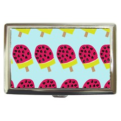 Watermelonn Red Yellow Blue Fruit Ice Cigarette Money Cases