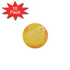 Exotic Backgrounds 1  Mini Buttons (10 Pack)