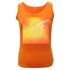 Exotic Backgrounds Women s Dark Tank Top