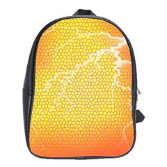 Exotic Backgrounds School Bags(large)