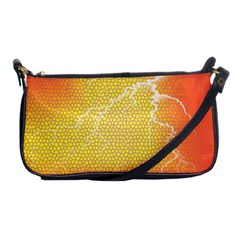 Exotic Backgrounds Shoulder Clutch Bags