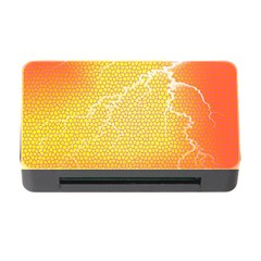Exotic Backgrounds Memory Card Reader With Cf