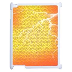 Exotic Backgrounds Apple iPad 2 Case (White)