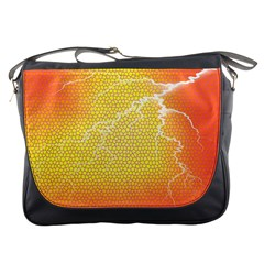 Exotic Backgrounds Messenger Bags