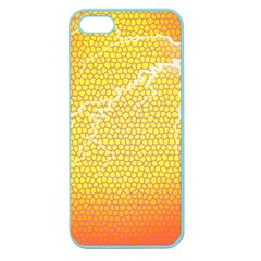 Exotic Backgrounds Apple Seamless iPhone 5 Case (Color)