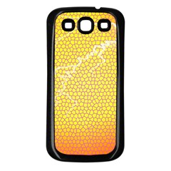 Exotic Backgrounds Samsung Galaxy S3 Back Case (Black)