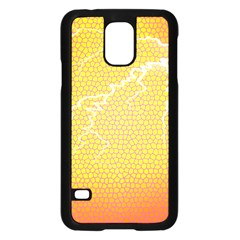 Exotic Backgrounds Samsung Galaxy S5 Case (Black)