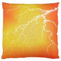 Exotic Backgrounds Standard Flano Cushion Case (One Side)