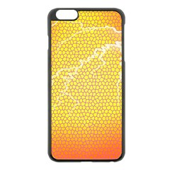 Exotic Backgrounds Apple iPhone 6 Plus/6S Plus Black Enamel Case