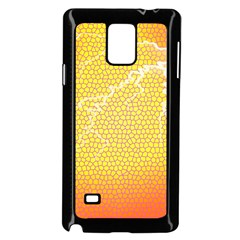 Exotic Backgrounds Samsung Galaxy Note 4 Case (Black)