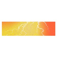 Exotic Backgrounds Satin Scarf (Oblong)