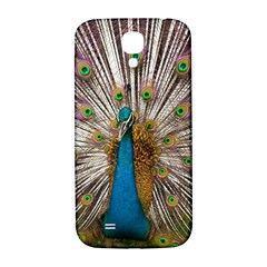 Indian Peacock Plumage Samsung Galaxy S4 I9500/i9505  Hardshell Back Case