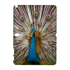 Indian Peacock Plumage Galaxy Note 1