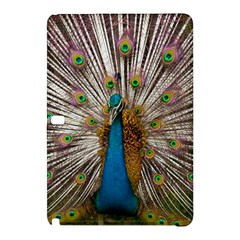 Indian Peacock Plumage Samsung Galaxy Tab Pro 12.2 Hardshell Case
