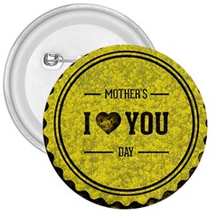 Happy Mother Day 3  Buttons