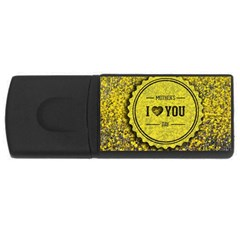Happy Mother Day USB Flash Drive Rectangular (1 GB)