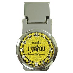 Happy Mother Day Money Clip Watches